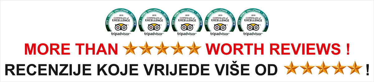 Reviews banner